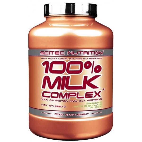 Scitec 100% Milk Complex 2350 грScitec 100% Milk Complex 2350 гр