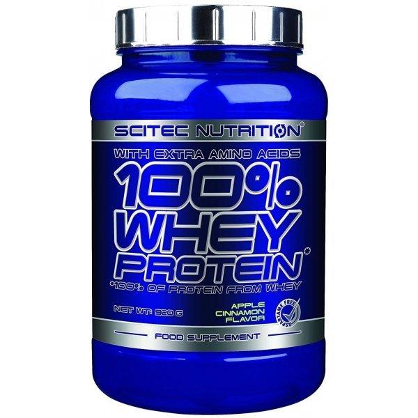 Scitec 100% Whey Protein 920 грScitec 100% Whey Protein 920 гр