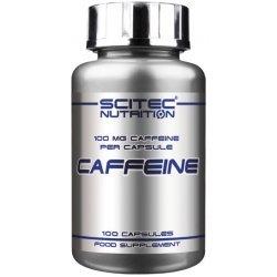 Scitec Caffeine 100 мг 100 капсули
