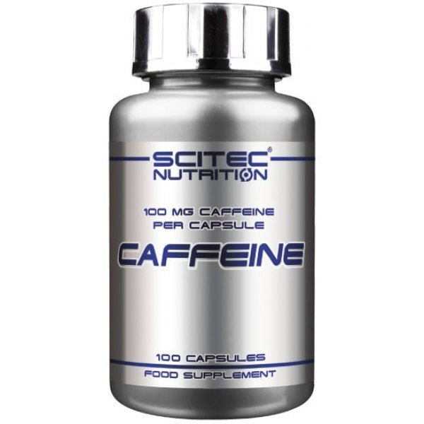 Scitec Caffeine 100 мг 100 капсулиCaffeine