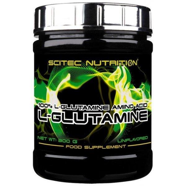 Scitec L-Glutamine 300 грL-Glutamine 300гр