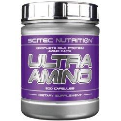 Scitec Ultra Amino 200 капсули
