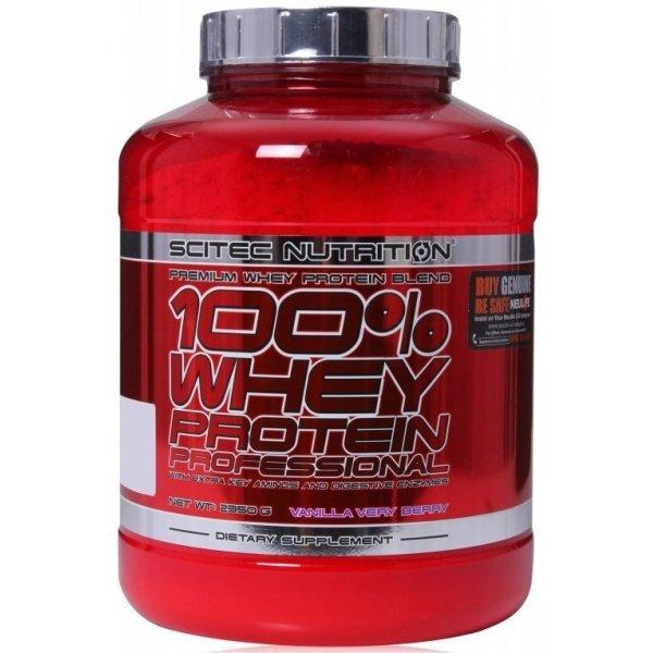 Scitec 100% Whey Professional 2300 грwheyprofessional2300gr