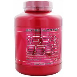 Scitec 100% Beef Concentrate Protein 2000 гр
