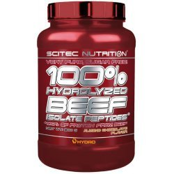 Scitec 100% Beef Isolate Peptides 900 гр