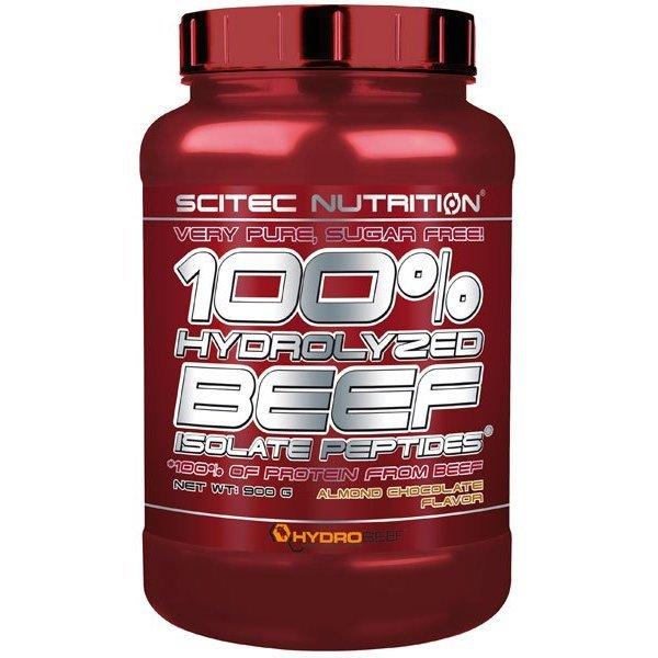 Scitec 100% Beef Isolate Peptides 900 грScitec 100% Beef Isolate Peptides 900 гр