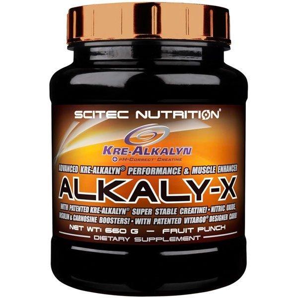 Scitec Alkaly-X 660 грAlkaly-X