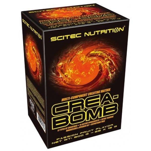 Scitec Creabomb /25 сашета x 11гр/Creabomb 25 пакетчета