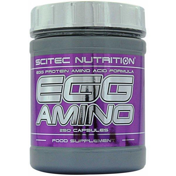 Scitec Egg Amino 250 капсулиScitec Egg Amino 250 капсули