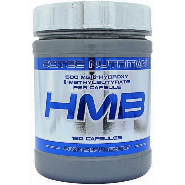 Scitec HMB 500 мг 180 капсулиHMB