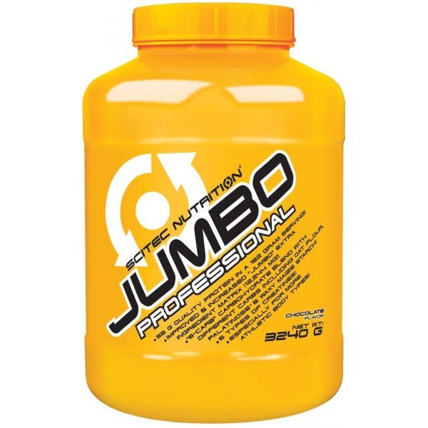 Scitec Jumbo Professional 3240 грJumbo Professional 3240гр