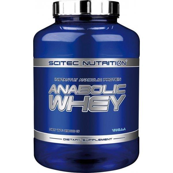Scitec Anabolic Whey 2300 грAnabolic Whey 2300гр