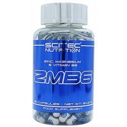 Scitec ZMA (ZMB6) 60 капсули