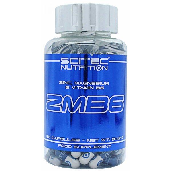 Scitec ZMA (ZMB6) 60 капсулиsciteczma