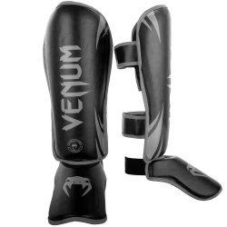 Протектор за крака Challenger Standup Shinguards VENUM Черен/Сив