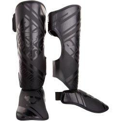 Протектори за крака Nitro Ringhorns, черен/черен