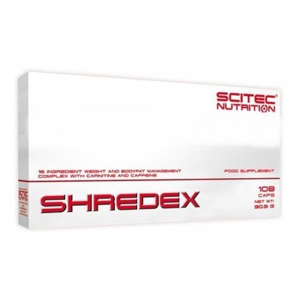 Scitec Shredex 108 капсулиScitec Shredex 108 капсули