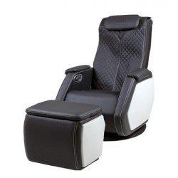 Масажен стол CASADA SMART V + масажна табуретка, черен