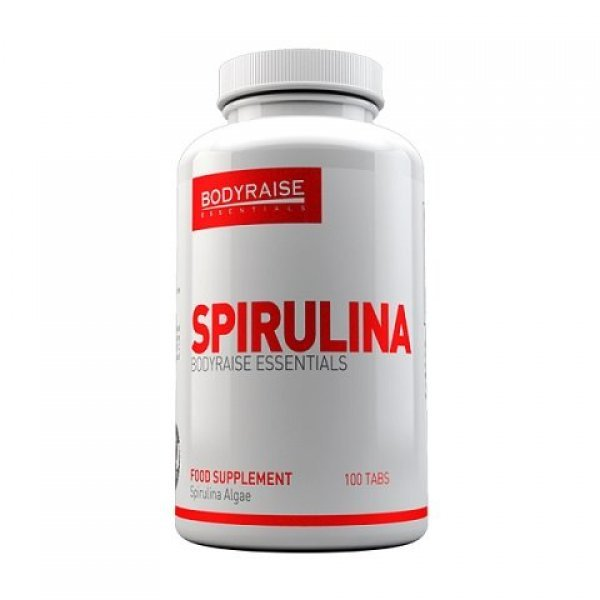 Bodyraise Spirulina 100 таблеткиBR67