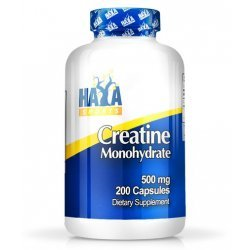 Haya Creatine Monohydrate 500 мг / 200 капсули