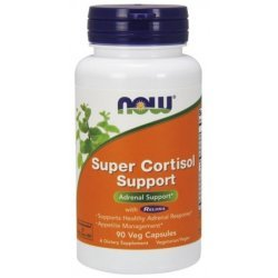 NOW Super Cortisol Support 90 капсули