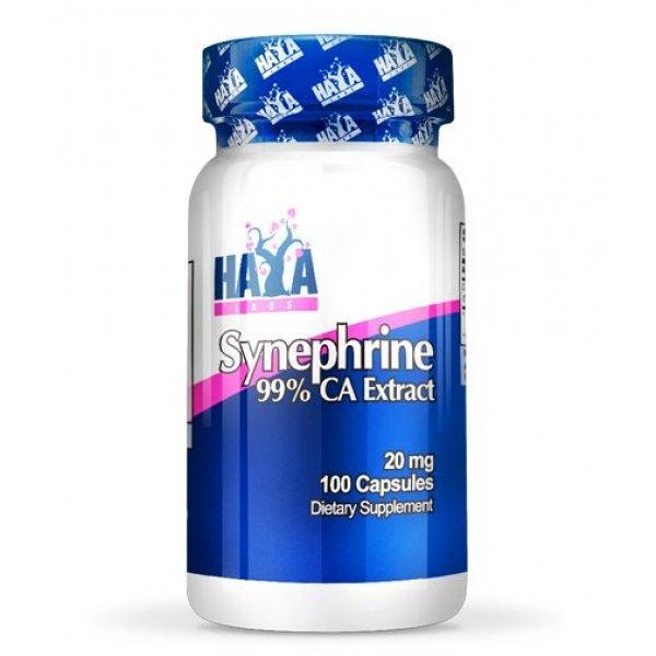 Haya Synephrine 20 мг 100 капсулиHaya Synephrine 20 мг 100 капсули