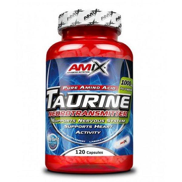 AMIX Taurine 120 капсулиAM283