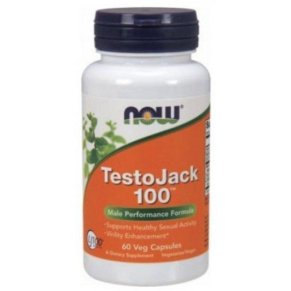 NOW Testo JACK 100 60 капсулиNOW2168