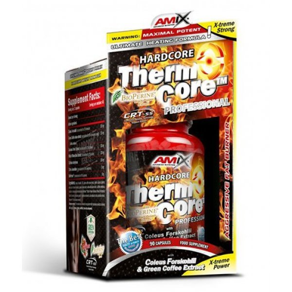 AMIX ThermoCore ™ Professional 90 капсули AM286