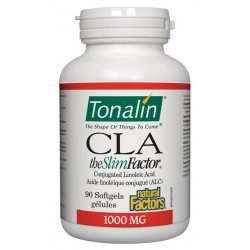 Natural Factors Tonalin CLA 1000 мг 90 дражета
