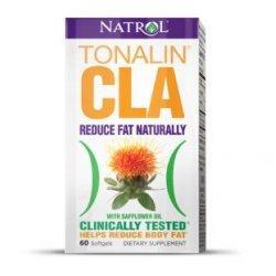 Natrol Tonalin CLA 1200 мг 60 дражета