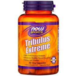 NOW Tribulus Extreme 90 капсули