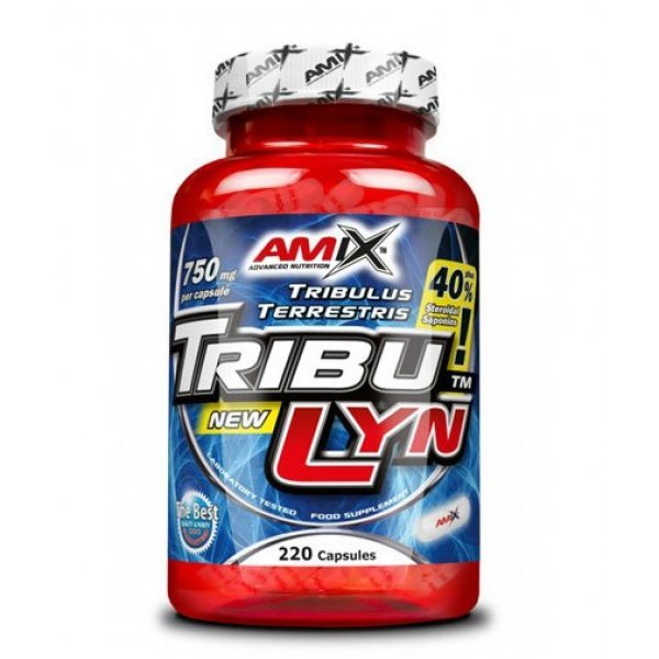 AMIX TribuLyn ™ 40% / 750 мг / 220 капсулиAM292