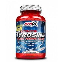 AMIX Tyrosine 120 капсули