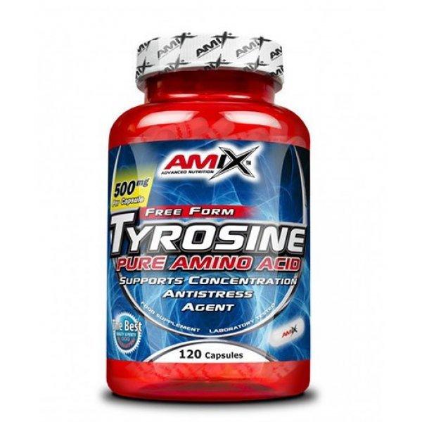 AMIX Tyrosine 120 капсули AM296