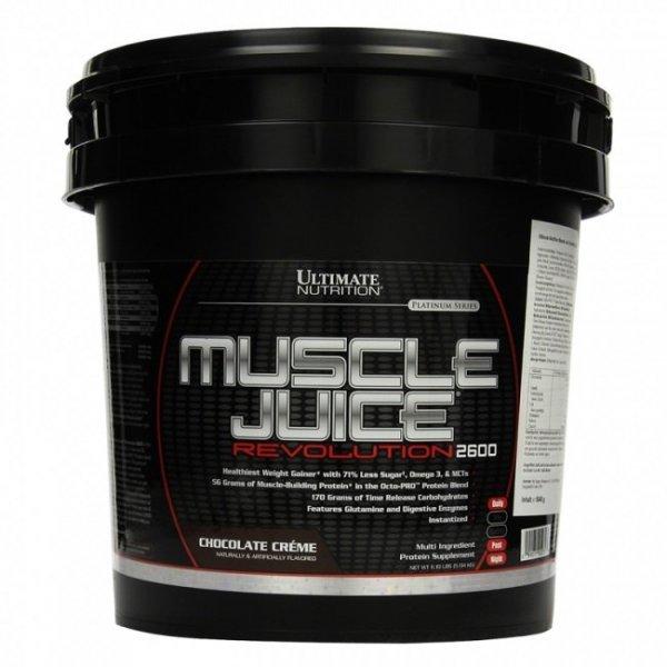 Ultimate Nutrition Muscle Juice Revolution 5000 грUN1728