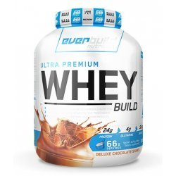 EVERBUILD Ultra Premium Whey Build 2270 гр