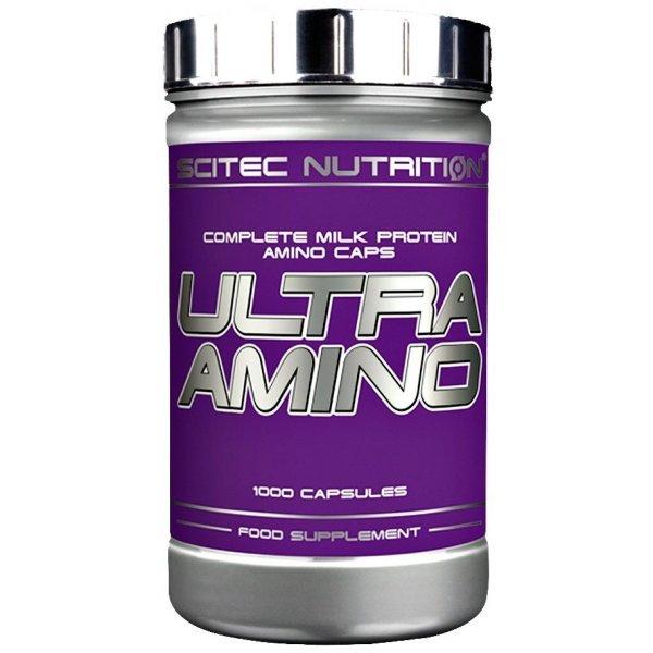 Scitec Ultra Amino 1000 капсулиUltra Amino 1000 капсули
