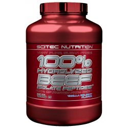 Scitec 100% Beef Isolate Peptides 1800 гр