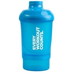 Prozis Nano Shaker 300 мл + 150 мл, Син