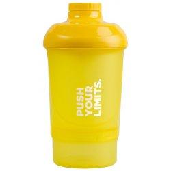 Prozis Nano Shaker 300 мл + 150 мл, Жълт