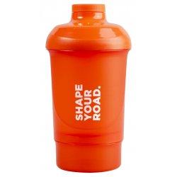 Prozis Nano Shaker 300 мл + 150 мл, Оранжев