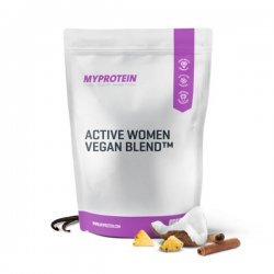 MyProtein Active Women Vegan Blend 500 гр