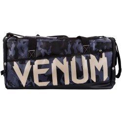 Спортен сак Sparring Venum, Черен камуфлаж