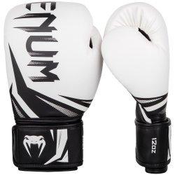 Боксови Ръкавици Challenger 3.0 VENUM, бял/черен