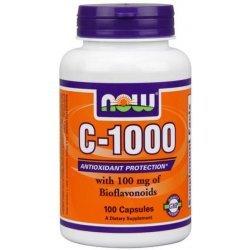 NOW Vitamin C-1000 100 капсули