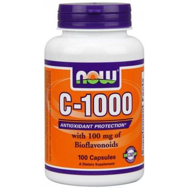NOW Vitamin C-1000 100 капсулиNOW690