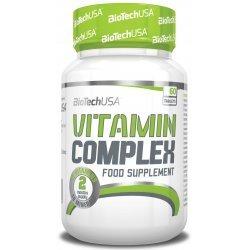 BIOTECH USA Vitamin Complex 60 таблетки