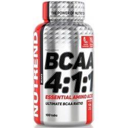 Nutrend BCAA 4:1:1 100 таблетки