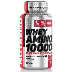 Nutrend COMPRESS WHEY AMINO 10 000 100 таблетки